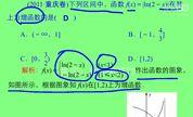 三分钟学数学之2011重庆卷函数的单调性 (4)